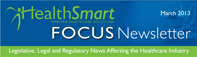 healthSmart Focus Newsletter